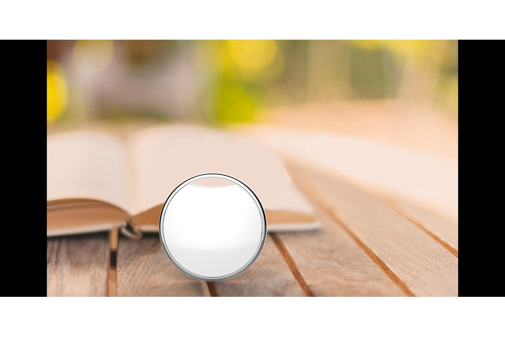 bluetooth 5.0 beacon D15N with SOS/push button 1