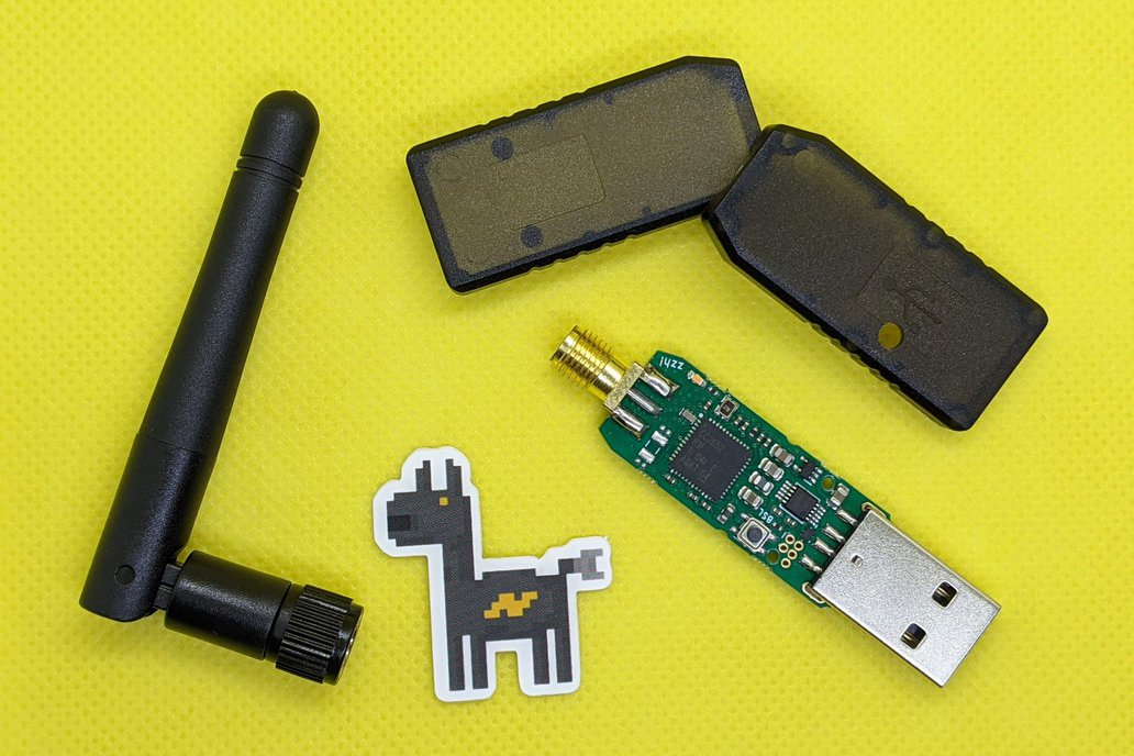 zzh! CC2652R Multiprotocol RF Stick 1