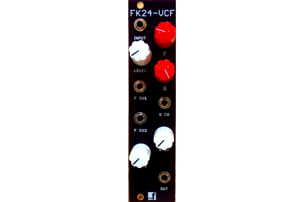 Fatkeys™ VCF (Eurorack PCB Set) 5