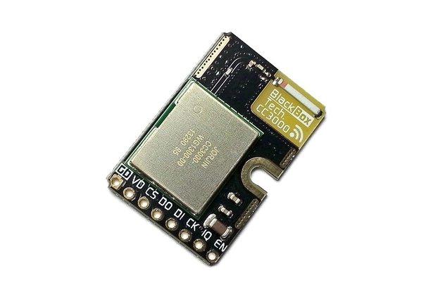 CC3000 Wi-Fi Module V0
