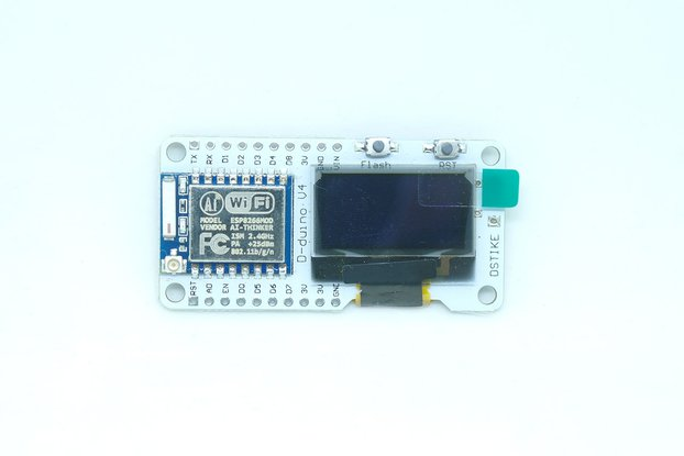 D-duino V4(Antenna included)