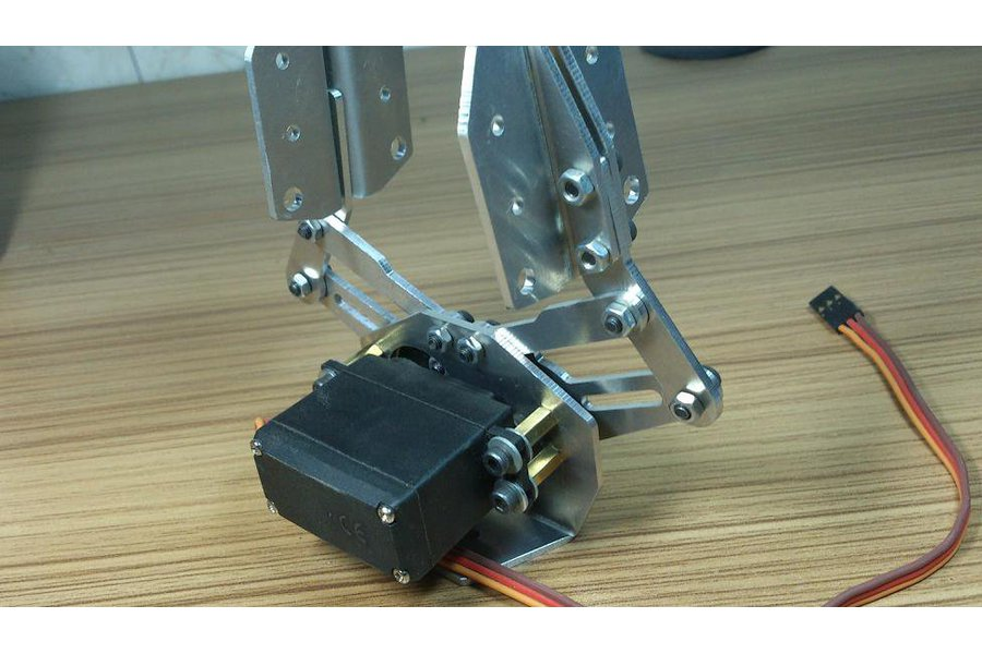 G56 Metal Mechanical Hand Robotic Paw/Gripper/Claw