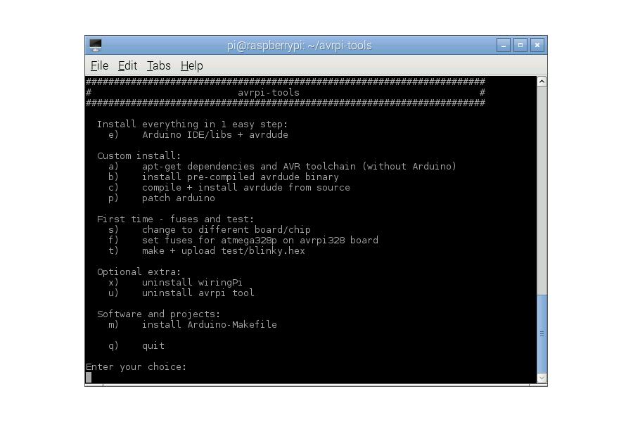 AVRPi-328 for Raspberry Pi A+/B+/Pi2
