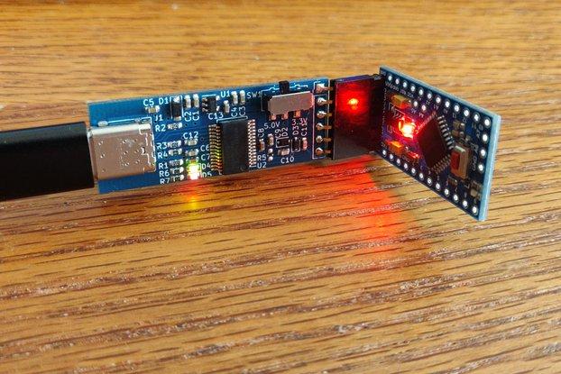 USB C-RIAL PRO