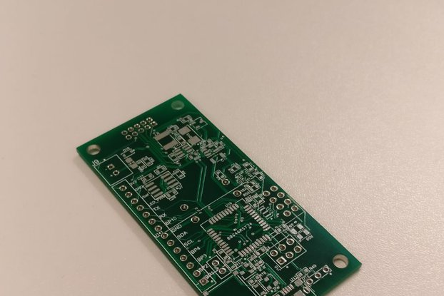 Cable and Voltage Testing PCB