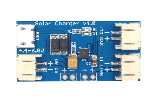 6A Lithium Battery Solar Charging Board_GY19589