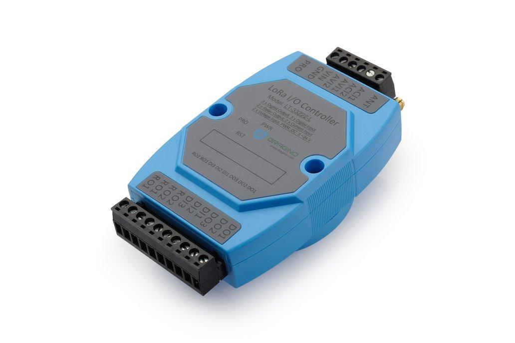 LT-22222-L, LoRaWAN I/O Controller. 1
