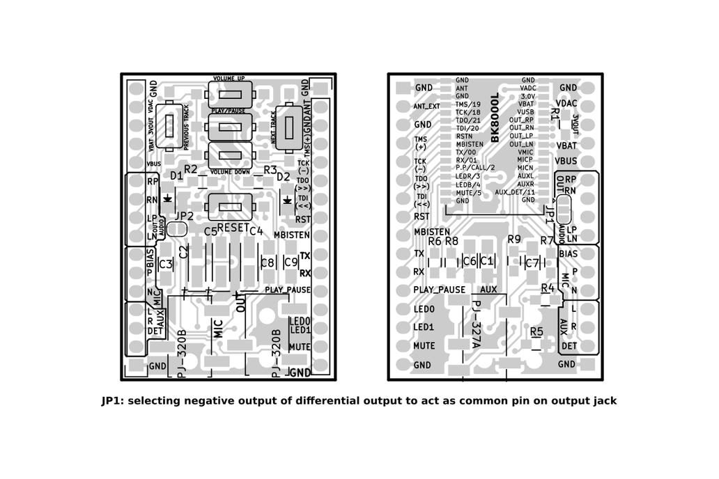 Assembled advanced breadboard adapter for BK8000L 10