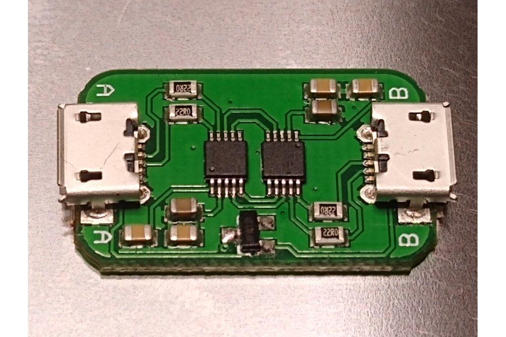 USB-USB NULL Modem (CDC) 1