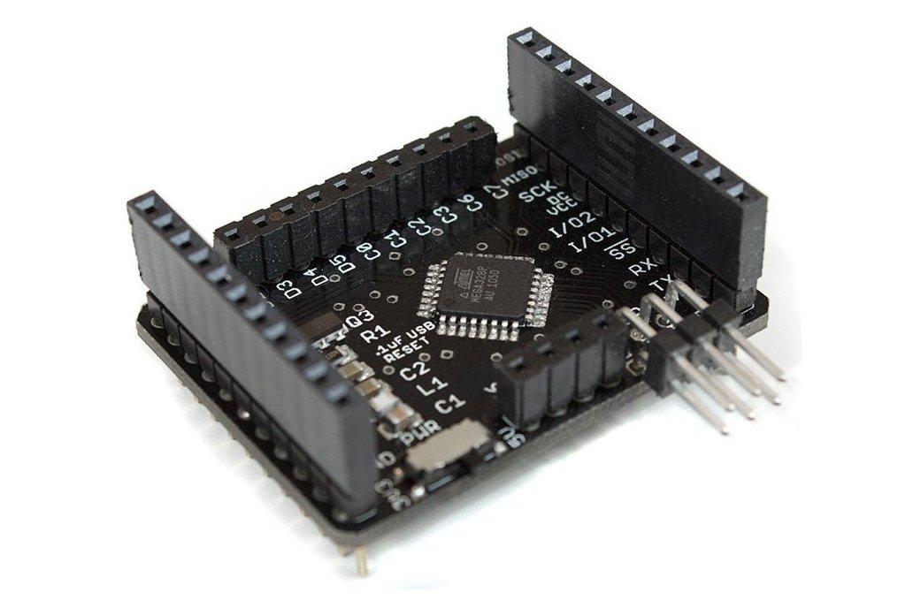 BoardX Arduino Compatible Starter Kit (ATMega328P) 6