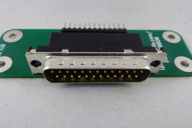 DB-25 to Ribbon Cable Adapter Card