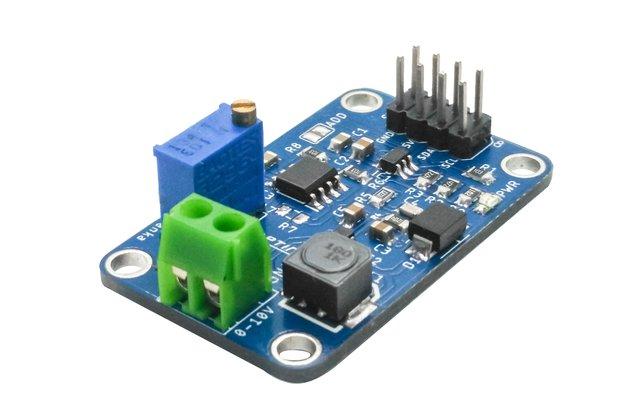 Aptinex I2C DAC Module 0-10V MCP4725