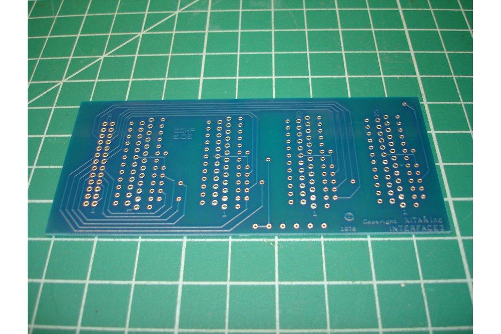 Reproduction TDL SMB Interface 2 Bare PCB 1