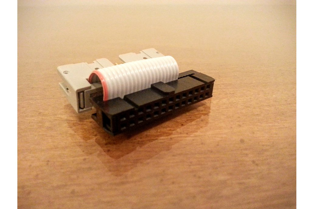 Apple III Disk II Cable 3