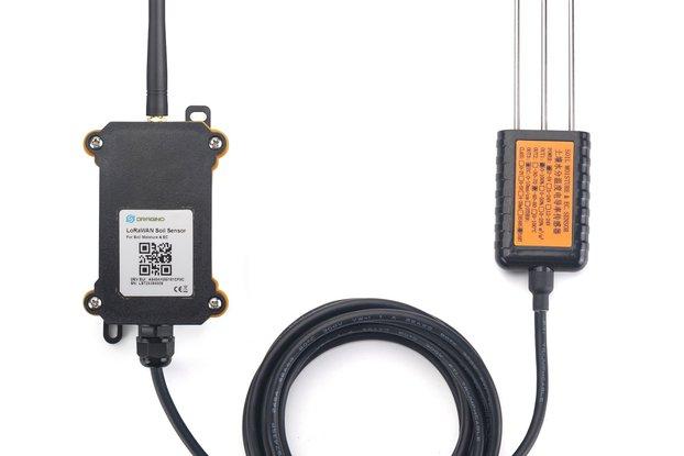 LSE01 LoRaWAN Soil Moisture & EC Sensor