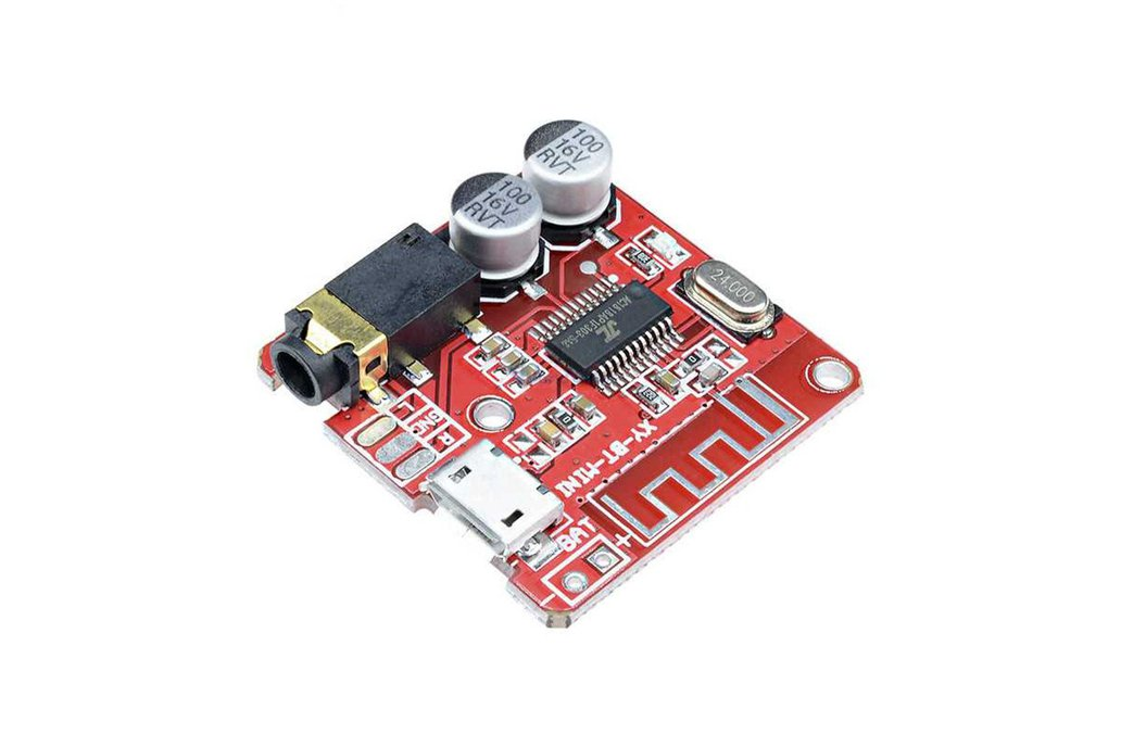 MP3 Bluetooth Decoder Board Audio Amplifier 1
