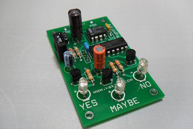 Electronic Decision Maker Kit (#1743)