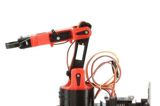 LittleArm 2C Arduino Robotics Kit