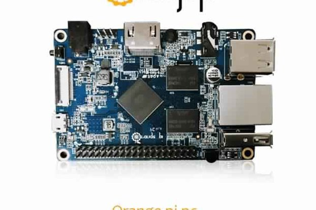 Orange Pi PC H3 Quad-core Learning Development
