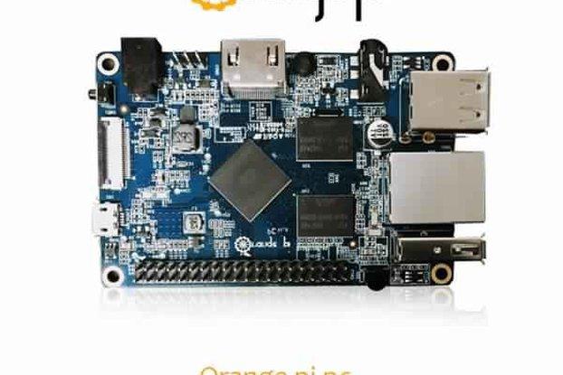 Orange Pi PC H3 Quad-core Learning Development