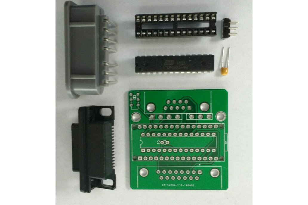SNES controller to Neo-Geo MVS adapter (Kit only) 1