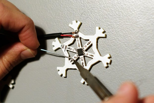 Tiny Snowflake Kit