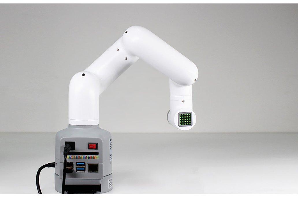 myCobot Pi- Raspberry Pi Powered 6 DOF robot arm 1