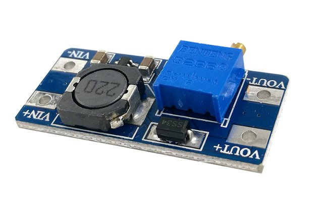 MT3608 Power Module