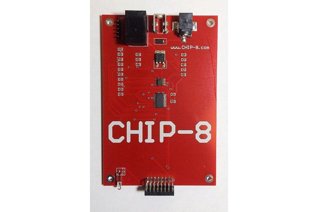 CHIP-8 Classic Computer Board 1