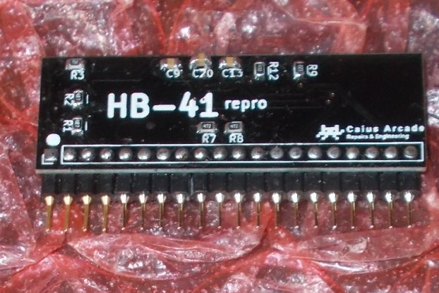 'HB-41' replacement