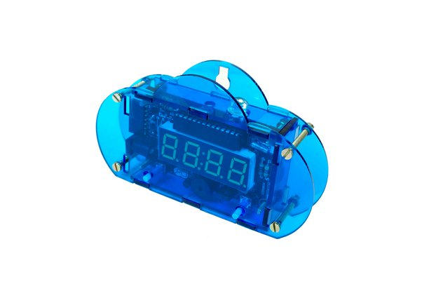 FunTime DIY clock kit