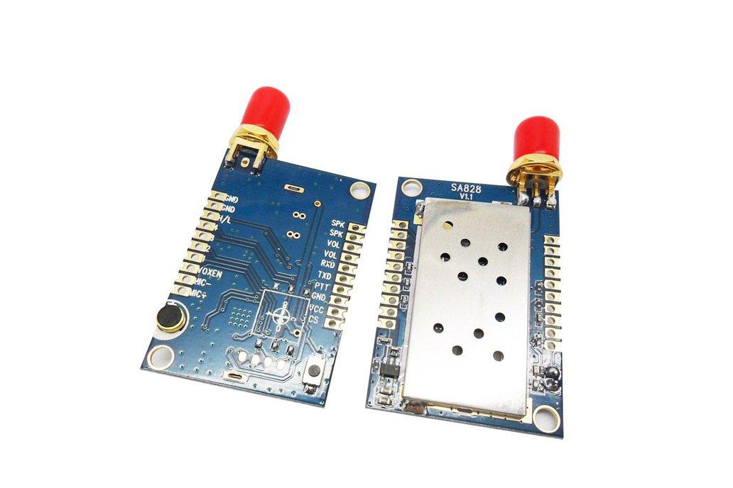 2pc All-in-One walkie talkie module 1