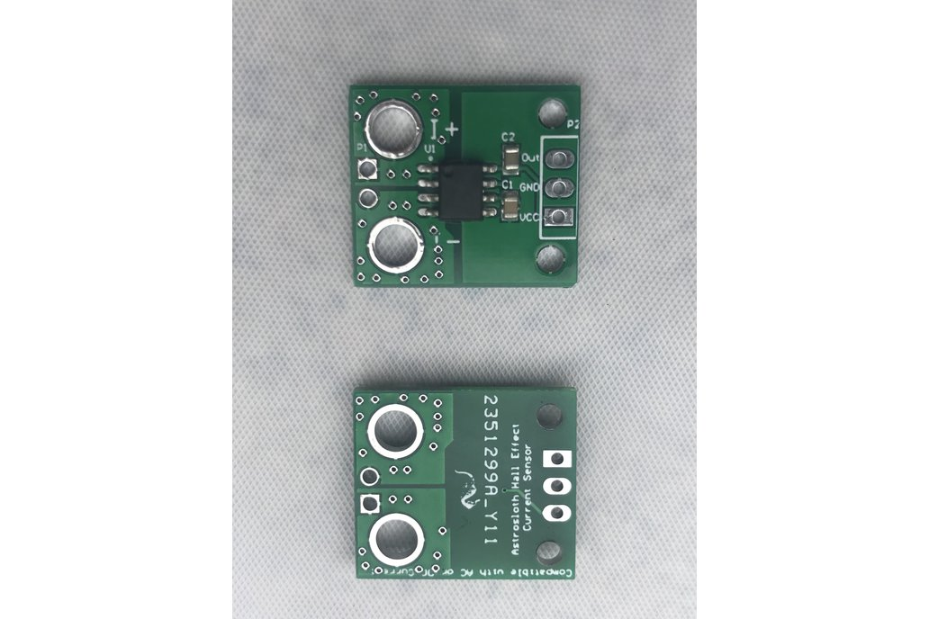 AC/DC Hall Effect Current Sensing Module 1