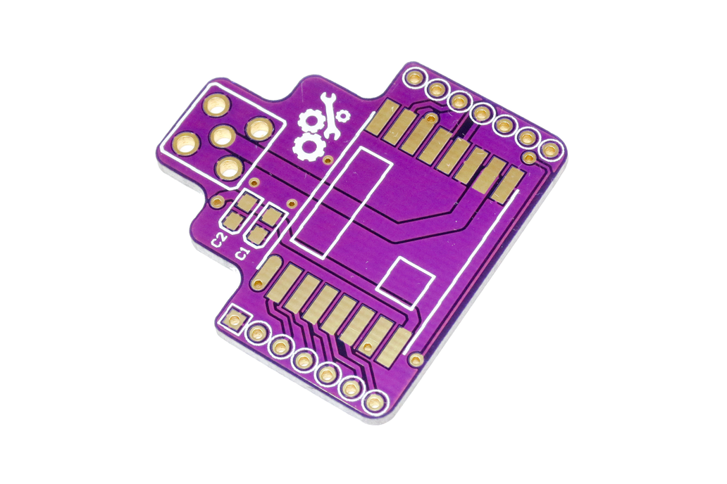 Wireless RFM69HW Breakout Board PCB - Long Range 1
