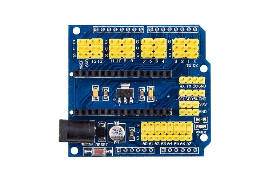 Arduino NANO I/O Extension Shield