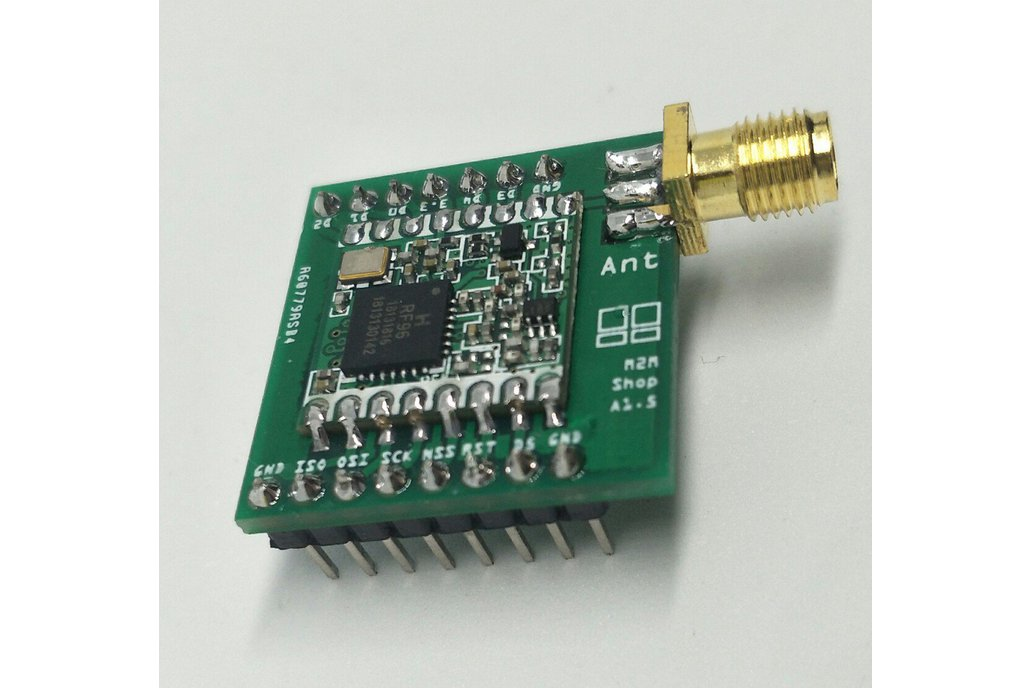 LoRa Module for Breadboard 1