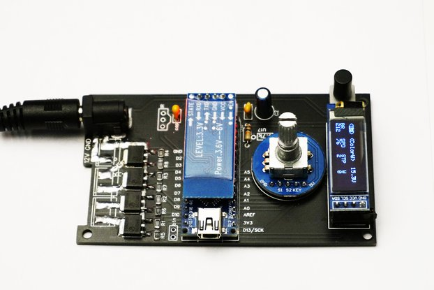 The RGBW LED controller