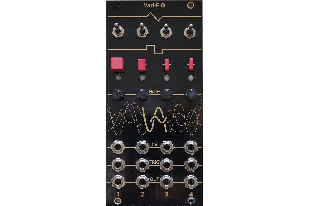 Vari-FO - Quad LFO Eurorack module 1