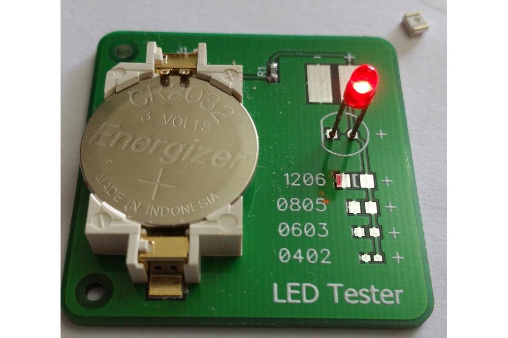LED tester 6
