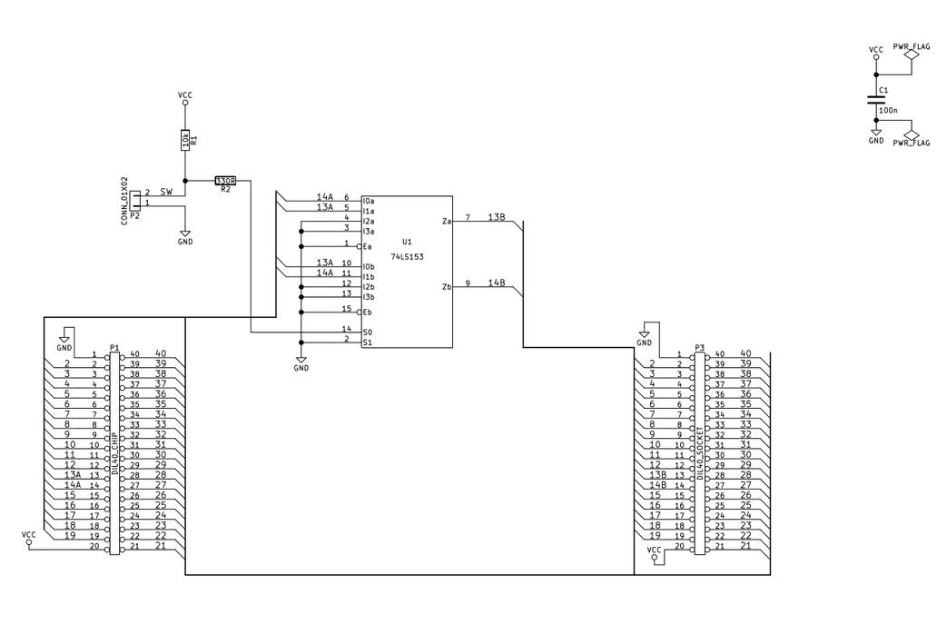 Amiga Boot Selector 4