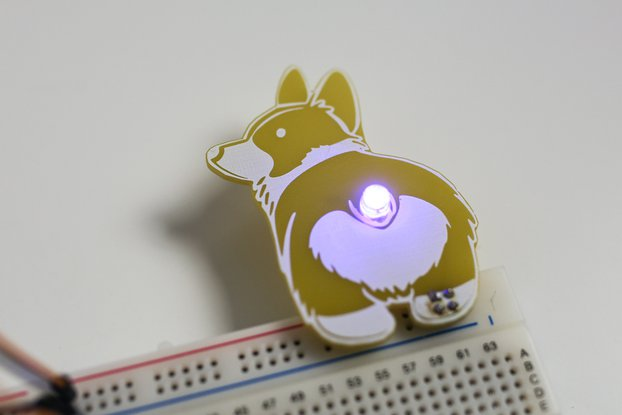 CorgiButt SAO Badgelife Addon New for SAO V2/V1.69