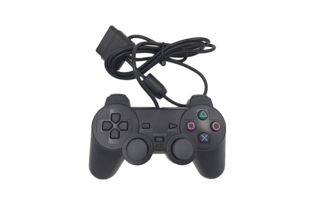 can a ps3 controller work on a ps2 console