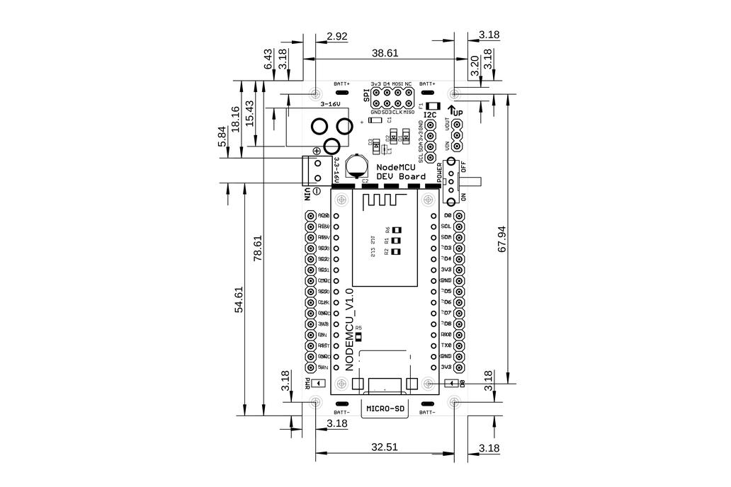 Wireless Development System based on the ESP8266