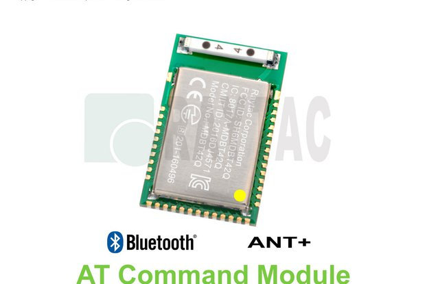 AT Command Slave BT5.2 Antenna Module MDBT42Q