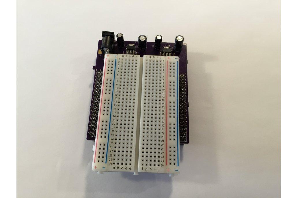 STM32 Nucleo Morpho Expansion Breadboard 3