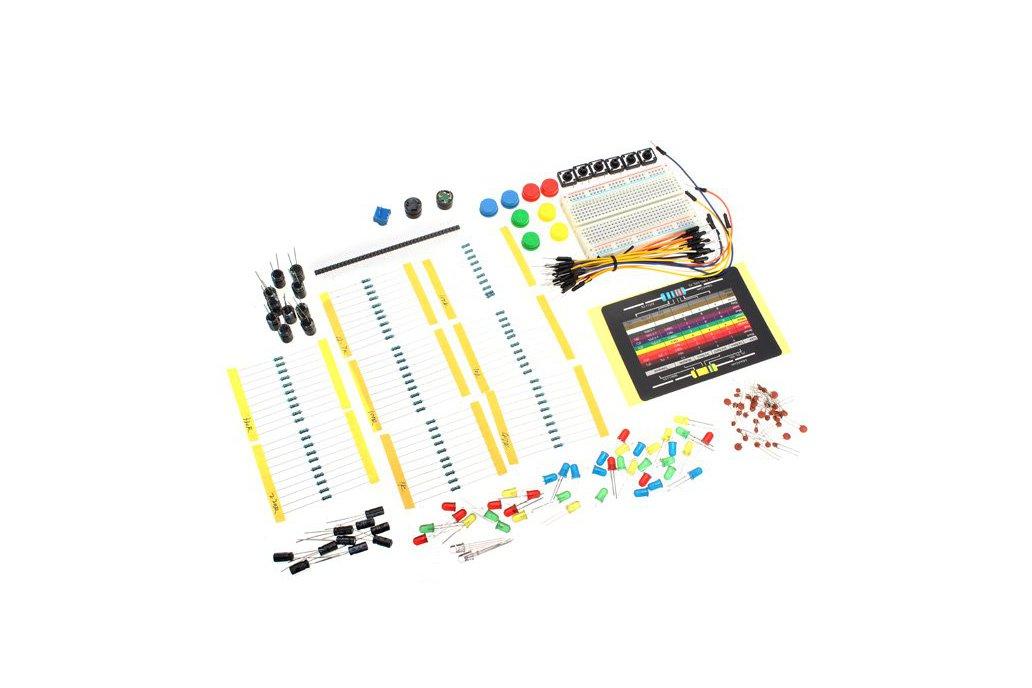 Electronics Fans Components Package Element Parts 1