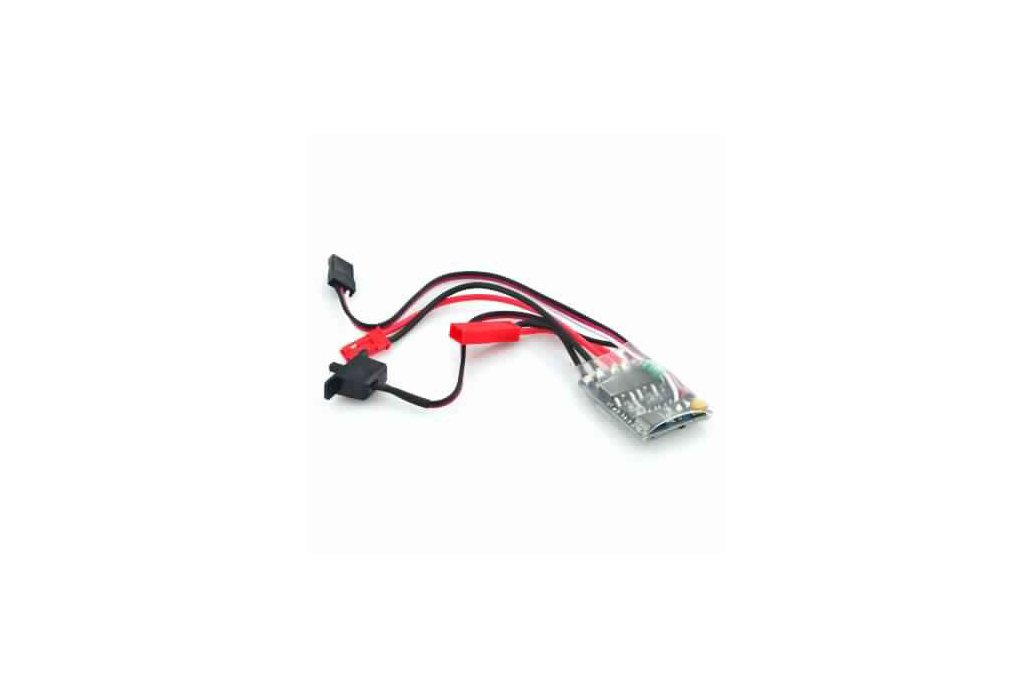 Electronic Speed Controller for RC Projects 3