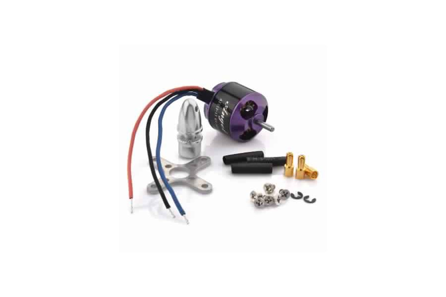 Langyu A2212 KV980 Brushless Outrunner Motor Set for Helicopter Quadcopter Multicopter