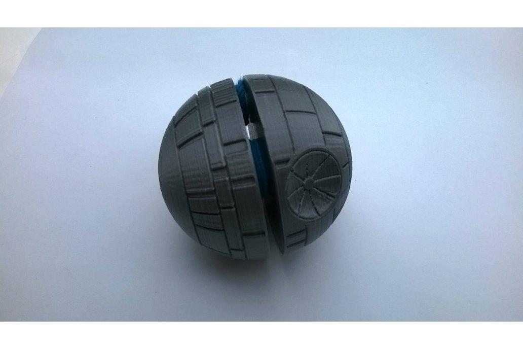 Deathstar-like Yo-yo 1