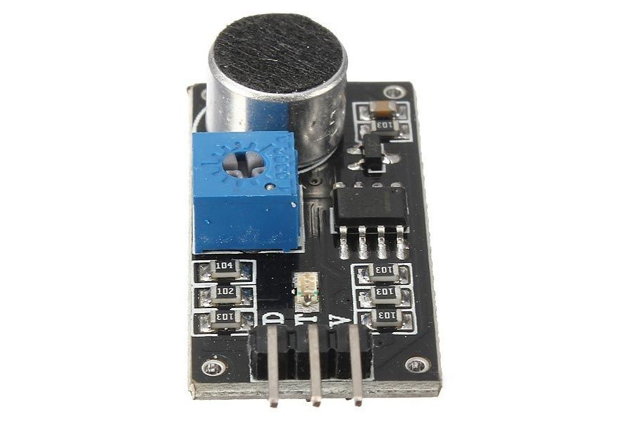 LM393 sound detection module